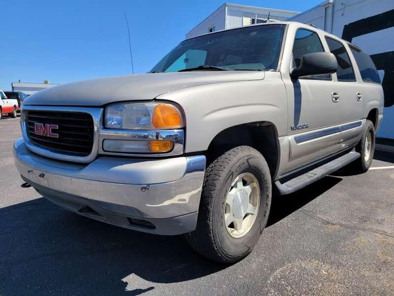 GMC Yukon XL 2005 price $3,950