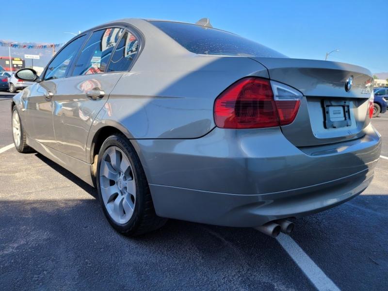 BMW 3 Series 2007 price $6,450