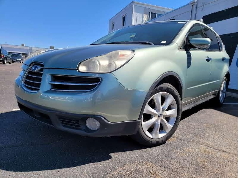 Subaru B9 Tribeca 2006 price $5,450