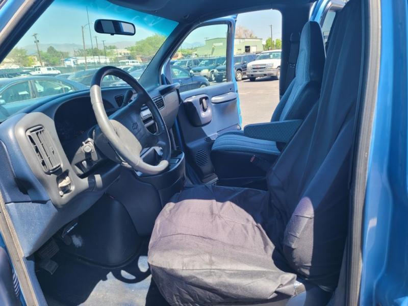 Chevrolet Express Van 1997 price $4,950