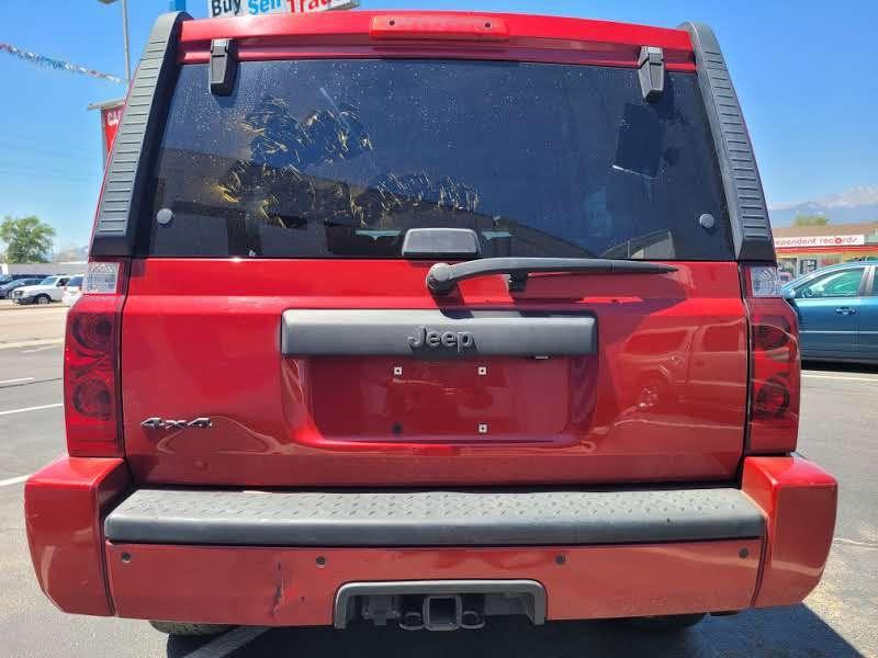 Jeep Commander 2010 price $5,950