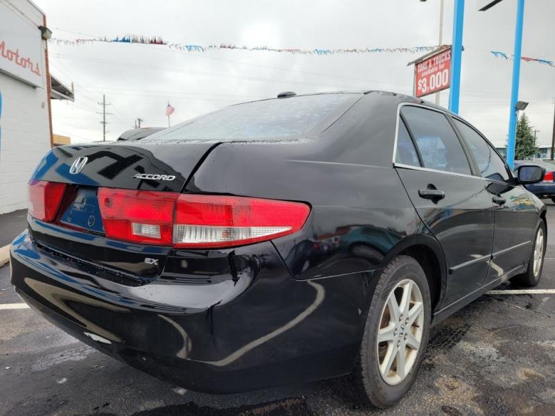 Honda Accord Sdn 2004 price $4,450