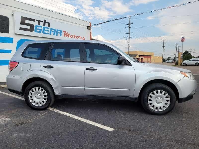 Subaru Forester 2009 price $6,950