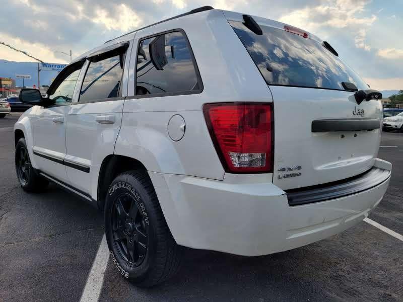 Jeep Grand Cherokee 2009 price $5,450