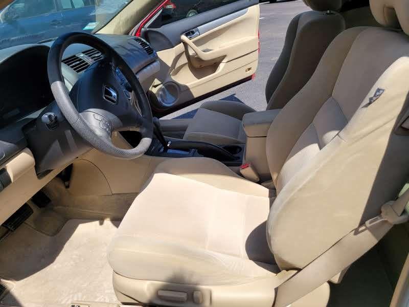 Honda Accord Cpe 2005 price $4,450