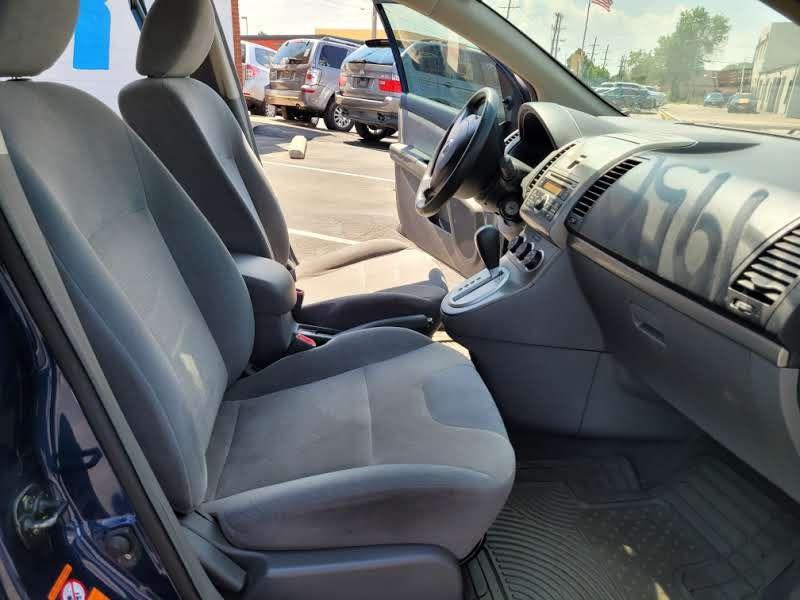 Nissan Sentra 2009 price $4,950