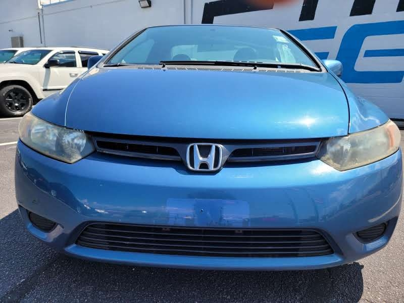 Honda Civic Cpe 2006 price $4,450