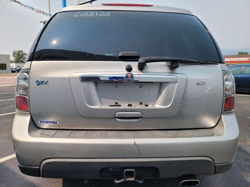 Saab 9-7X 2006 price $4,450