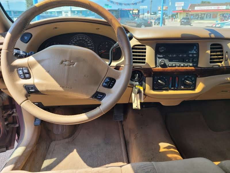 Chevrolet Impala 2000 price Call for Pricing.