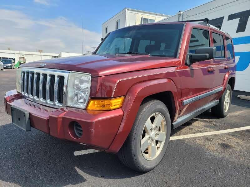 Jeep Commander 2007 price $5,450