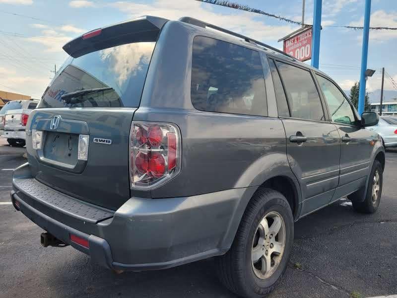 Honda Pilot 2007 price $4,950
