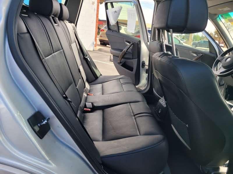 BMW X3 2009 price $5,450