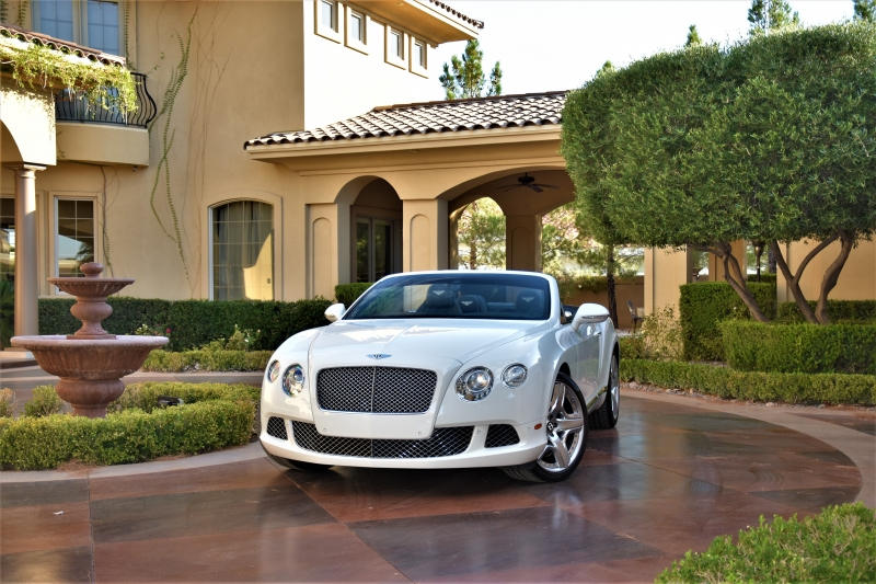 Bentley Continental GT 2012 price $89,800