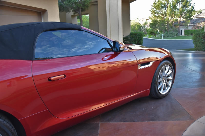 Jaguar F-TYPE 2014 price $29,800