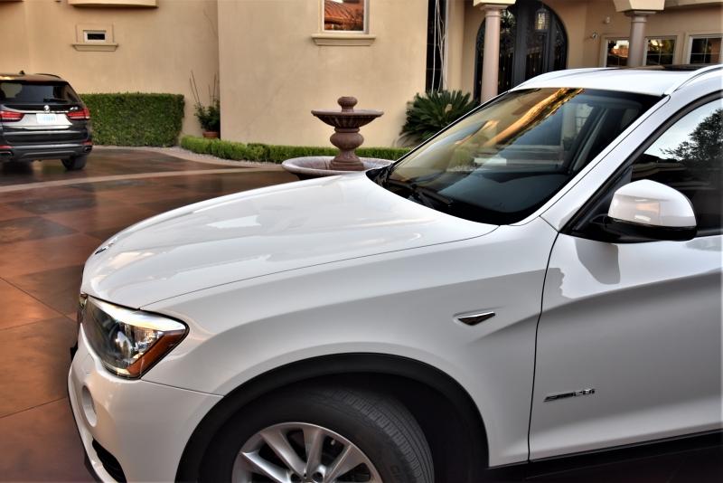 BMW X3 2017 price $23,900