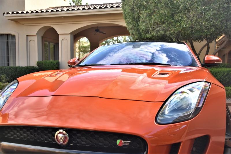Jaguar F-TYPE 2017 price $47,800