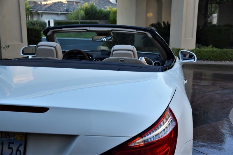 Mercedes-Benz SL-Class 2015 price $49,800