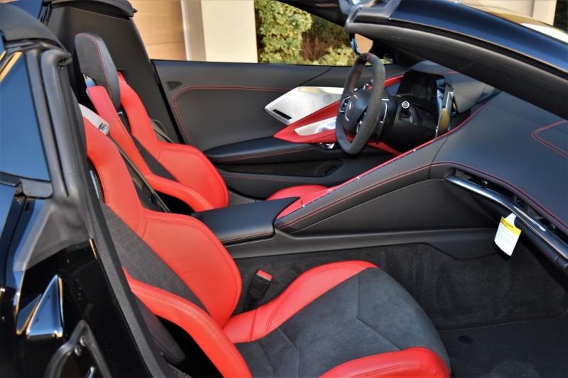 Chevrolet Corvette 2020 price $119,800