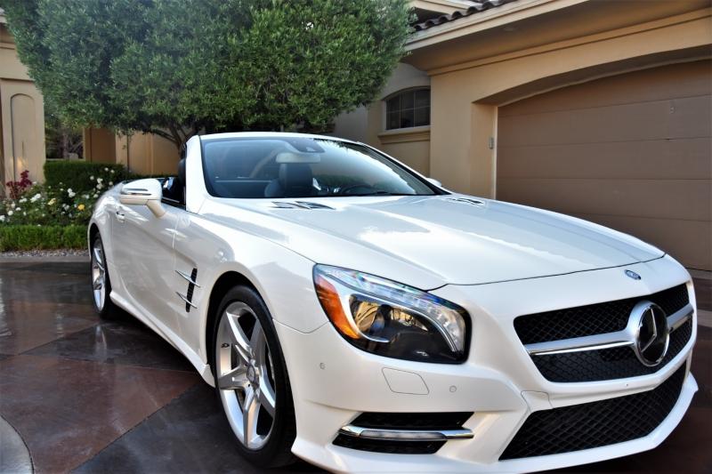 Mercedes-Benz SL-Class 2013 price $49,800