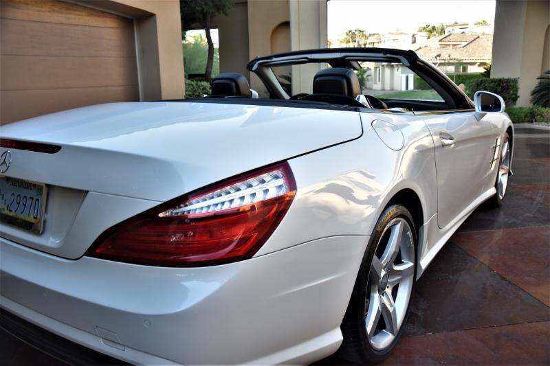 Mercedes-Benz SL-Class 2013 price $51,800