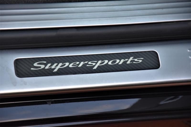 Bentley Continental Supersports 2012 price $115,800