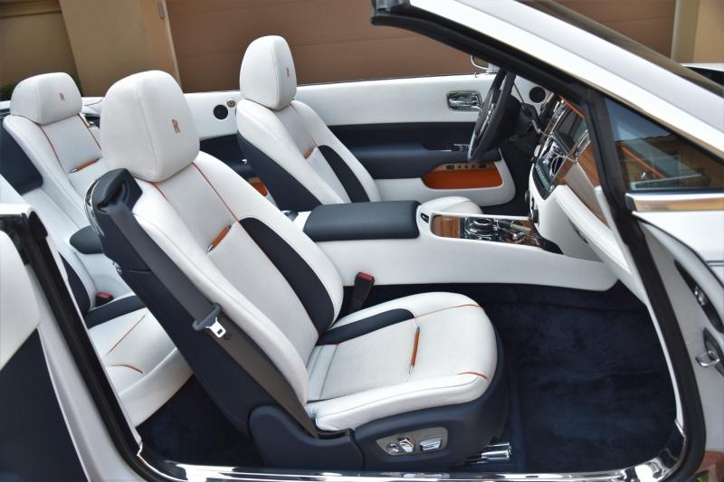 Rolls-Royce Dawn 2016 price $298,000