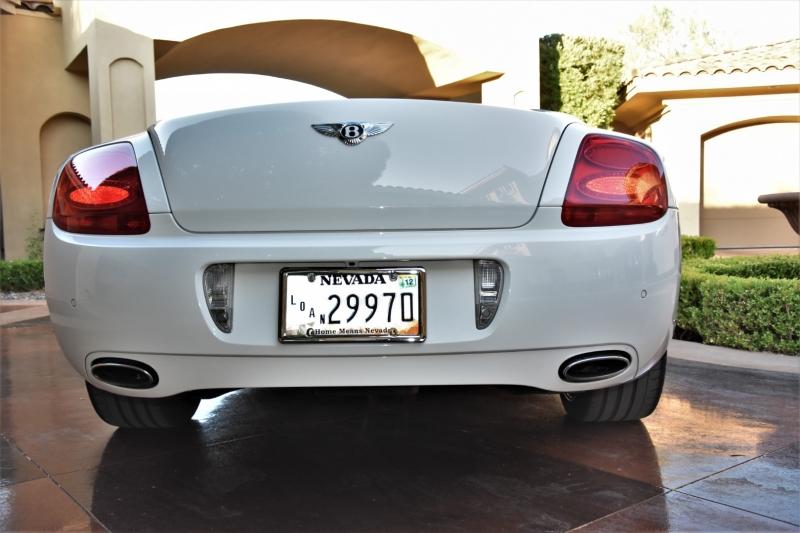 Bentley Continental GT 2008 price $72,500