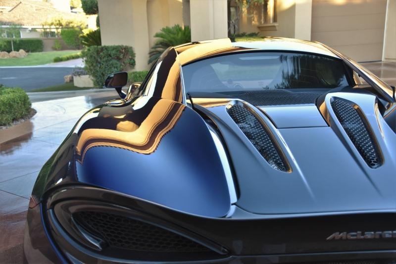 Mclaren 570S 2016 price $165,000