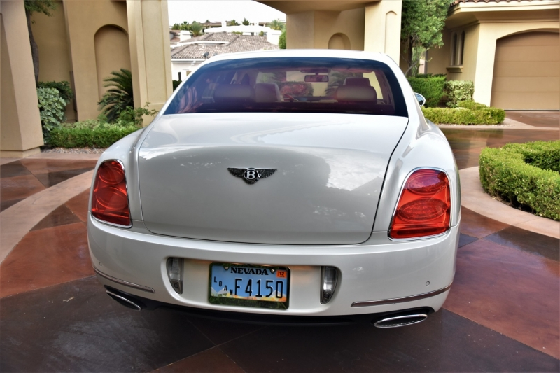 Bentley Continental Flying Spur 2012 price $79,800