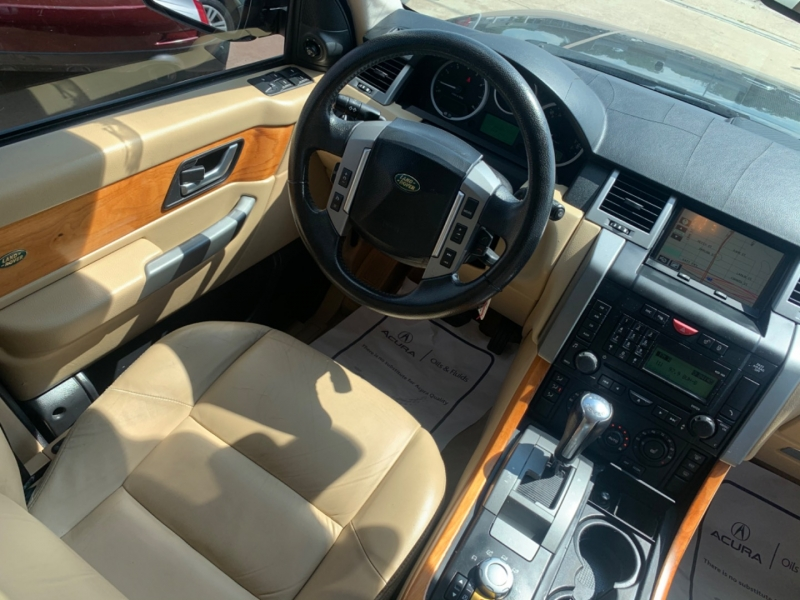 Land Rover Range Rover Sport 2008 price $10,900
