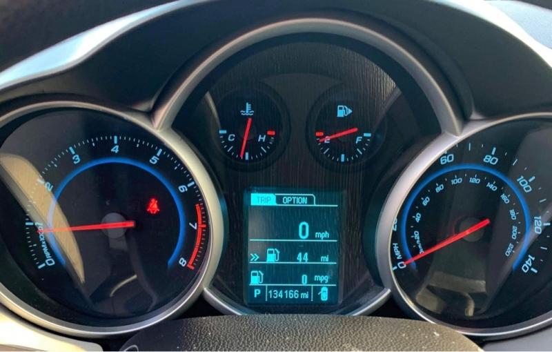 Chevrolet Cruze 2014 price $5,690
