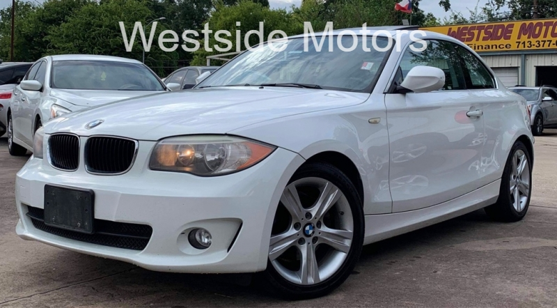 BMW 1-Series 2013 price $7,250
