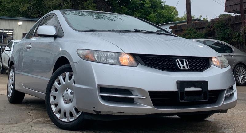 Honda Civic Cpe 2010 price $4,400