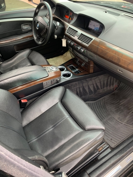 BMW 7-Series 2008 price $6,500