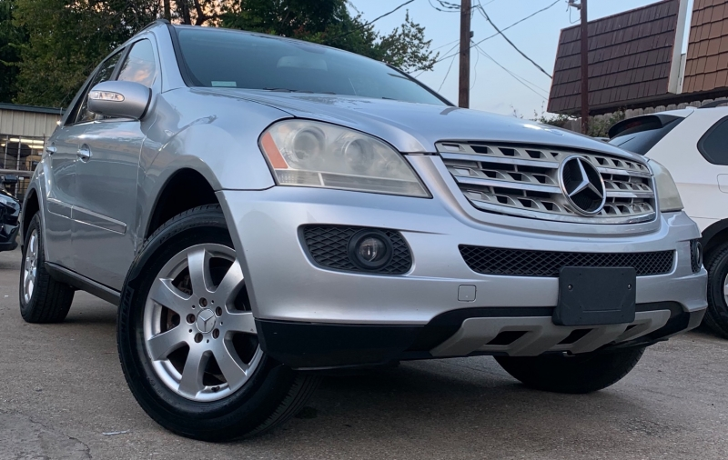 Mercedes-Benz M-Class 2007 price $6,800