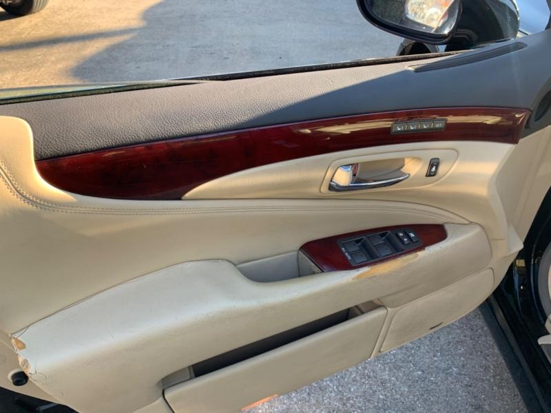 Lexus LS 460 2007 price $7,750