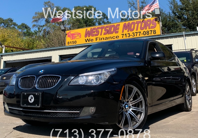 BMW 5-Series 2009 price $5,990