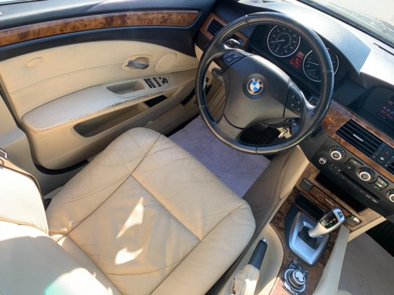BMW 5-Series 2009 price $6,500