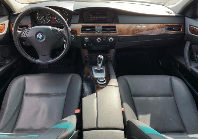 BMW 5-Series 2008 price $6,250
