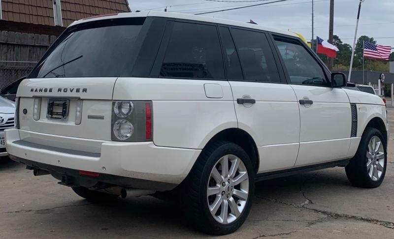 Land Rover Range Rover 2008 price $8,495
