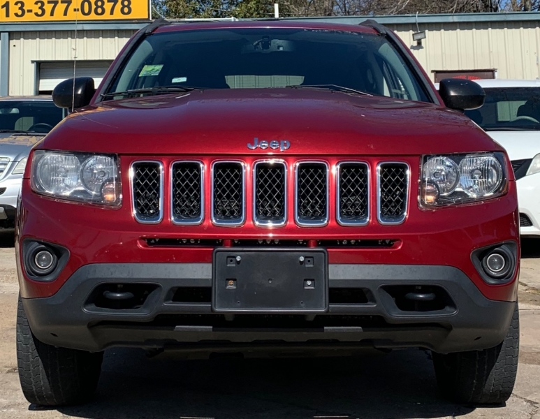 Jeep Compass 2014 price $5,900