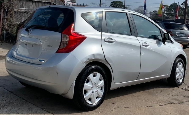 Nissan Versa Note 2014 price $3,990