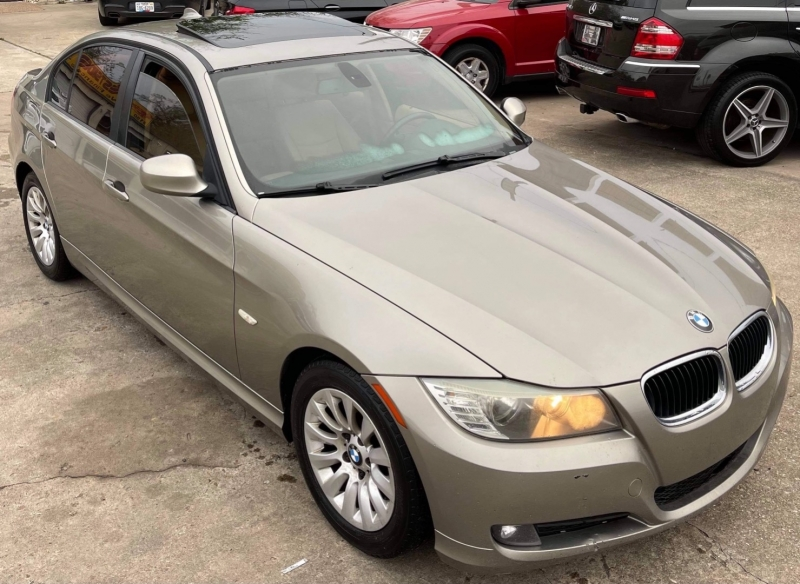 BMW 3-Series 2009 price $6,500