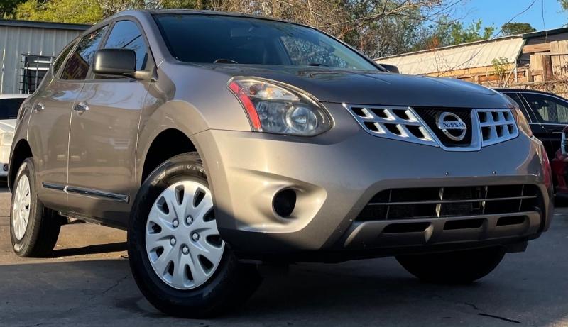 Nissan Rogue Select 2015 price $6,990
