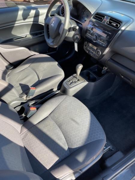 Mitsubishi Mirage 2015 price $4,490