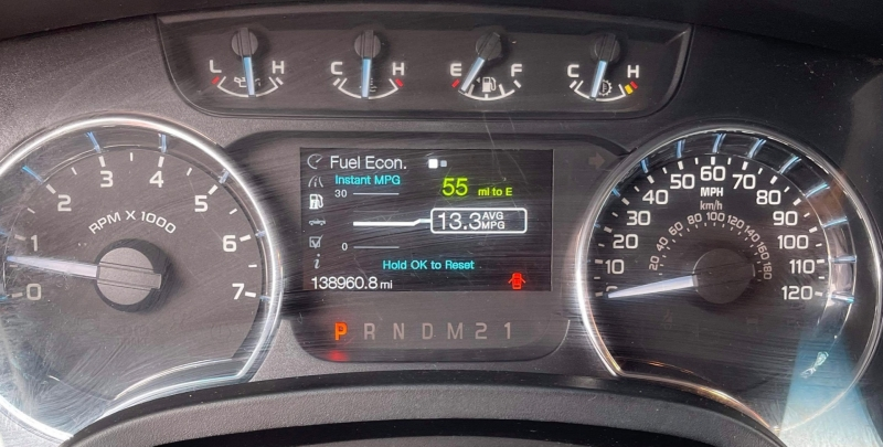 Ford F-150 2011 price $12,890