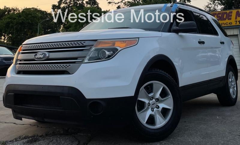 Ford Explorer 2013 price $8,900
