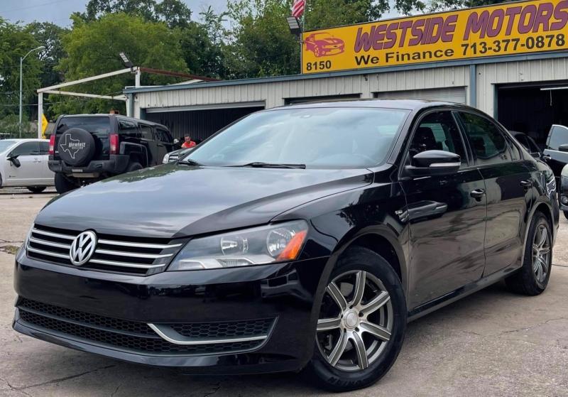 Volkswagen Passat 2014 price $7,990
