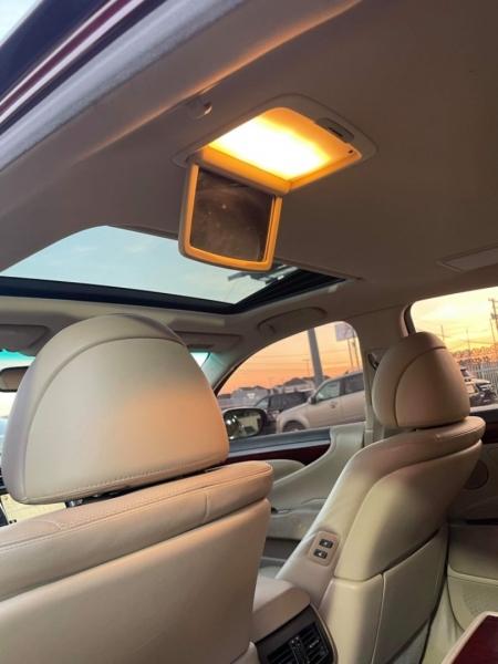 Lexus LS 460 2007 price $8,500