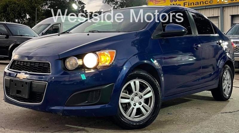 Chevrolet Sonic 2014 price $4,995